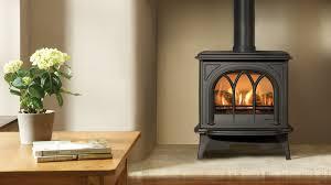 gas stove fireplace binhminh decoration