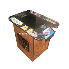 pac man u0027s arcade party cocktail table video game machine buy pac
