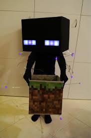 Minecraft Creeper Halloween Costume 25 Creeper Costume Ideas Minecraft Costumes