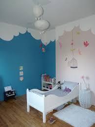 chambre bleu et blanc chambre chambre bleu pour fille photo chambre fille bleu sticker