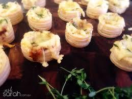 recipe caramelised onion u0026 gruyere vol au vents a perfect