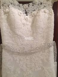 wedding dress qatar fancy wedding dress for sale qatar living