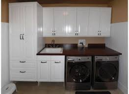 Laundry Room Cabinets With Sinks Laundry Room Cabinet Modern Livingurbanscape Org