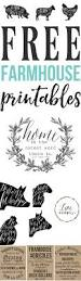 free farmhouse printables for your home mountains free and cricut