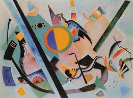 kandinsky sketch composition vii
