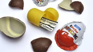 kinder suprise egg five year boy finds meth in kinder egg itv news