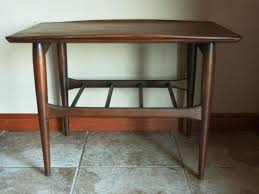 mid century modern accent table furniture new mid century accent table mid century modern accent