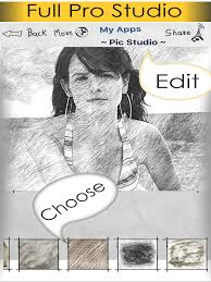 sketch it camera art photo editor with free picture effects