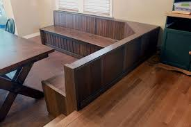 Tables With Bench Seating Dining Room Amazing Banquette Bench Seating Dining Kitchen Bench
