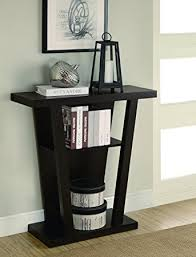 Contemporary Console Table Coaster Home Furnishings 950136 Contemporary Console