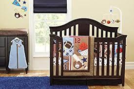 Baby Boy Sports Crib Bedding Sets New 8 Pieces Baby Boy Sport Crib Bedding Set Baby