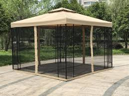 Bargain Structures In Stock Pine Creek Structures Fabric Gazebos You U0027ll Love Wayfair
