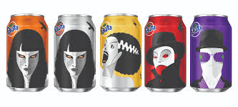 fanta unveils ghoulish packaging for halloween the coca cola company