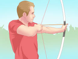 how to make a toy bow and arrow with pictures wikihow