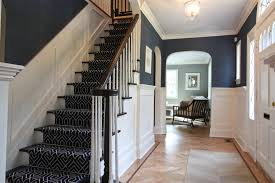 Foyer Stairs Design Stair Design Staircase Traditional With Stair Runner Walnut Border