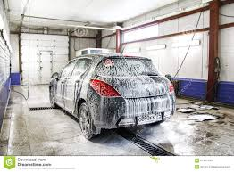 car wash service peugeot 308 editorial image image 57461430