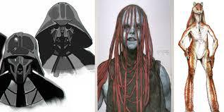 Jar Jar Binks Halloween Costume 15 Unused Star Wars Costumes That Disney Doesn U0027t Want You To See