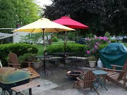 Patio Umbrella And Stand by Patio Umbrella And Stand The Backyard Umbrella Will Be Your