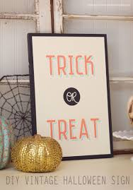 Wood Halloween Crafts Diy Vintage Wood Halloween Sign I Heart Nap Time