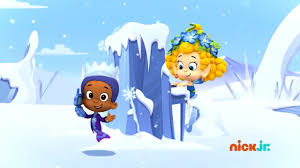 bubble guppies snow guppies song nick jr uk