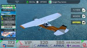 flight simulator apk flight simulator 2017 flywings hd apk obb mod 6 0 1