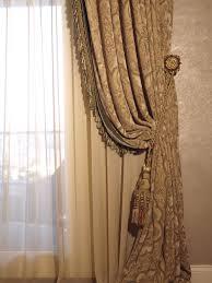 Bedroom Curtain Design Ideas Prepossessing Bedroom Curtain Ideas On Home Interior Design Ideas