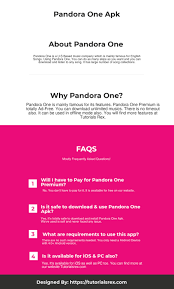pandora one apk pandora one apk ad free with unlimited skips tutorialsrex