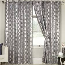 Glitter Curtains Ready Made Blackout Curtains Thermal Silver Tony S Textiles Tonys