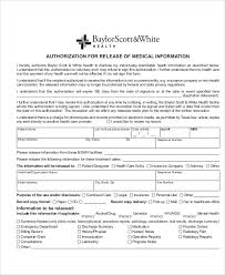 medical authorization release form hitecauto us