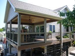 backyard covered deck ideas simple backyard deck ideas u2013 cement