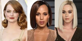 the 42 best celebrity bob u0026 lob haircuts