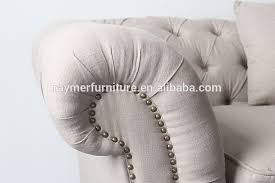 Upholstered Fabric Sofa Set Chesterfield SofaFabric Tufted Sofa - Fabric chesterfield sofas