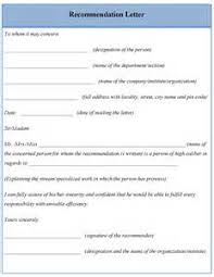 memo template recommendation employee review forms mit