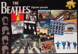 Photo Album Sleeves The Beatles Album Sleeve Jigsaw Puzzle Uk Toy 349595 Cc142