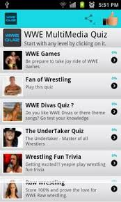 theme song quiz wwe wwe quiz multimedia apk download free puzzle game for android