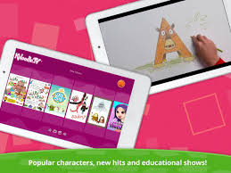 kidoodle tv cartoons for kids android apps on google play