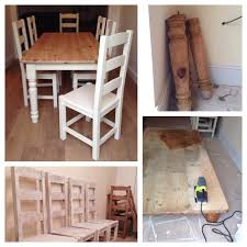 Solid Pine Furniture Re Love Your Home Minnie U0027s Maison Has Transformed This Old Tired