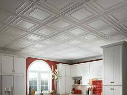 decorative vinyl ceiling tiles
