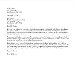 13 employee resignation letter templates free sle exle