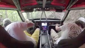 custom jeep interior ride along custom jeep cherokee interior view youtube