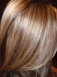 long blonde hair with dark low lights balayagehair balayagehair