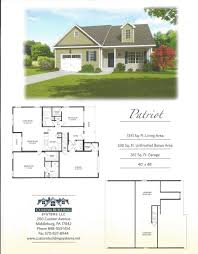 Patriot Homes Floor Plans by Cbs Patriot Jpg