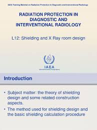 rpdir l12 shielding web radiation protection x ray
