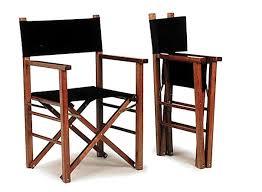 chaise metteur en fauteuil metteur en scène bois en vente chez collectivités