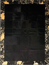 Black Rugs Cowhide Rugs Collection Modern Rugs