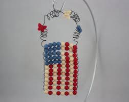 americana ornaments etsy
