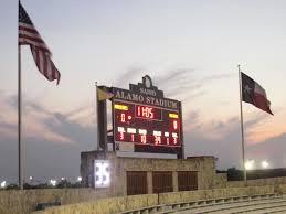 Alamo Flag Alamo Stadium U2013 San Antonio Independent District Saisd