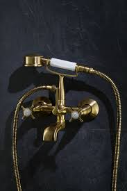 25 best brass bathrooms images on pinterest bathrooms brass coco brass bath tap with shower