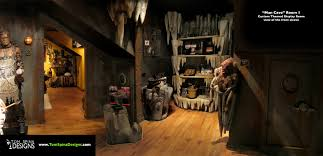 movie home theater custom man cave horror themed home theater u0026 movie prop museum