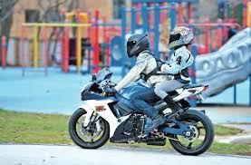 siege enfant moto dossier enfant passager moto mag motardes